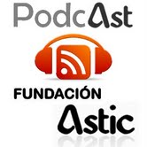 Logotipo de los Podcast de ASTIC 166x166