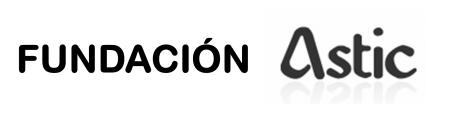 Logo Fundación apaisado